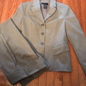 The Limited Grey  Suit Jacket (S)& Pants 6 short
